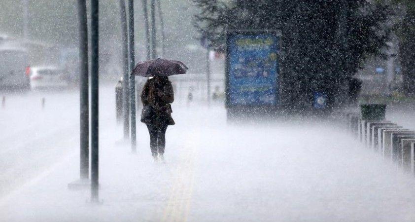 Yurdun birçok bölgesinde yarın çok kuvvetli yağış bekleniyor