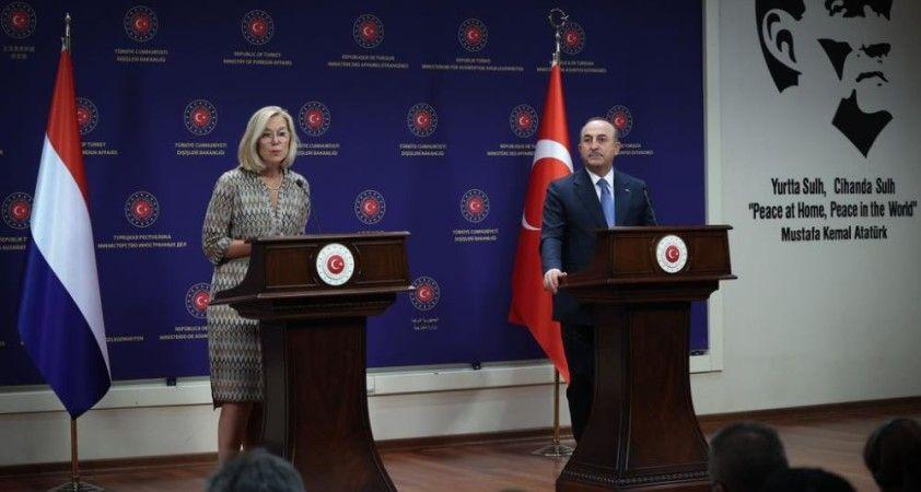 Bakan Çavuşoğlu: 'Taliban'dan ve bazı ülkelerden bizimle iş birliği konusunda talepler var'