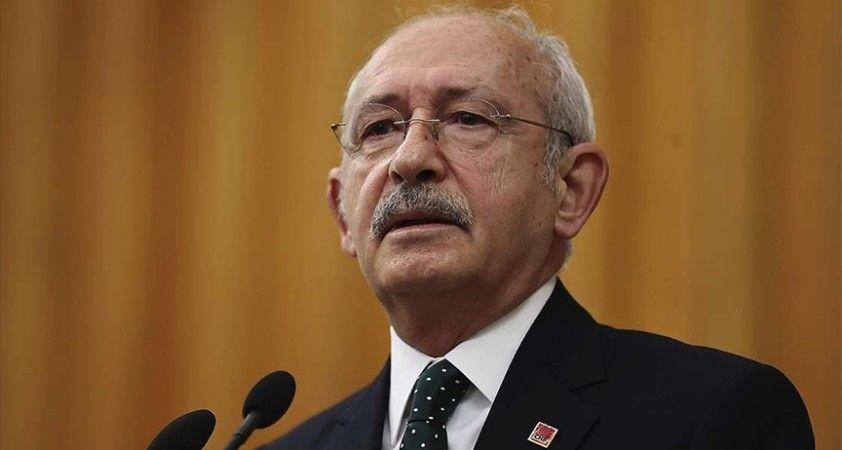 Kılıçdaroğlu: Türkiye'nin AB zirvelerinde sadece dış politika bağlamında gündeme gelmesinden büyük üzüntü duyuyorum