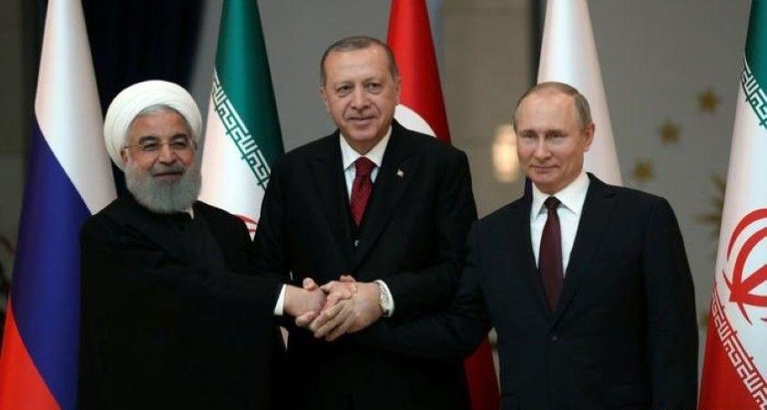 Rusya'dan üçlü zirve açıklaması