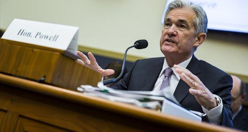 Fed Başkanı Powell, faiz artırımından önce tahvil alımlarının azaltılacağının sinyalini verdi