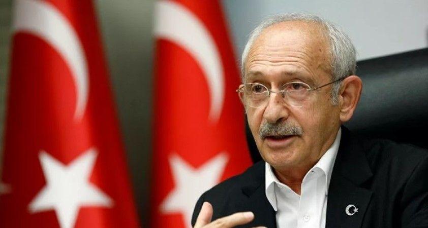 Kılıçdaroğlu: İmkanları olan Türkiye 1300 SMA hastasına bakamıyorsa ciddi bir sorun var demektir