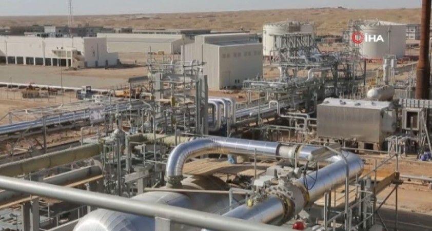 6 Ayda 11,7 milyon varil petrol üretildi