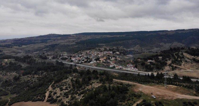 Çanakkale'de bir köy daha karantinaya alındı