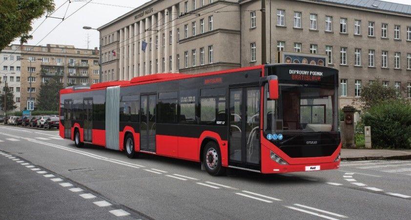 Otokar, Slovakya'ya otobüs ihraç edecek