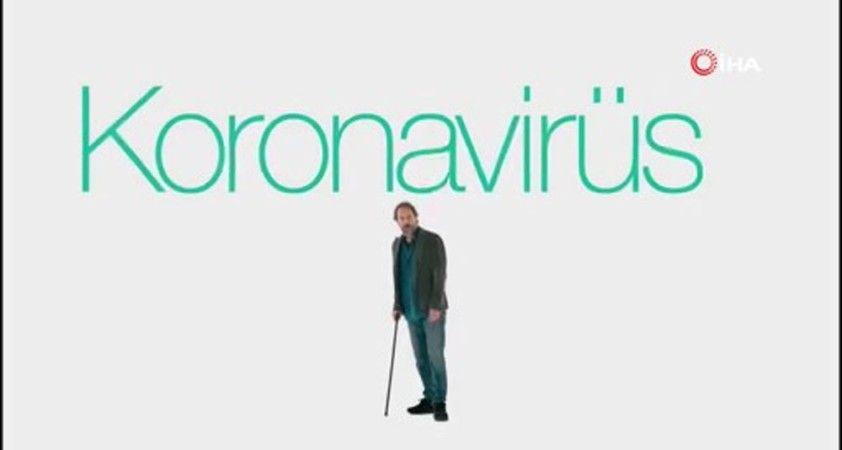 Bakan Koca'dan koronavirüsle ilgili yeni kamu spotu