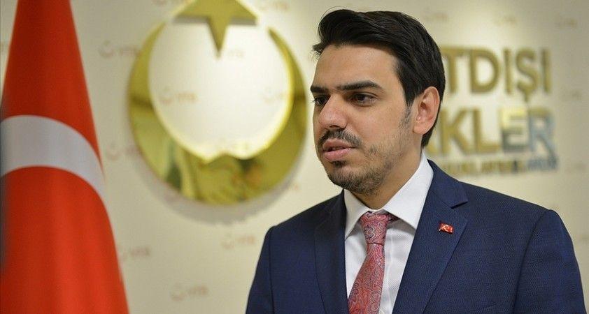 YTB Başkanı Eren: Temel meselelerde refleks gösterebileceğimiz güçlü Avrupalı Türk varlığı talep ediyoruz