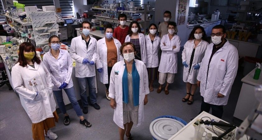 Hayvan deneylerinde sona gelinen Kovid-19 aşısında kadın imzası