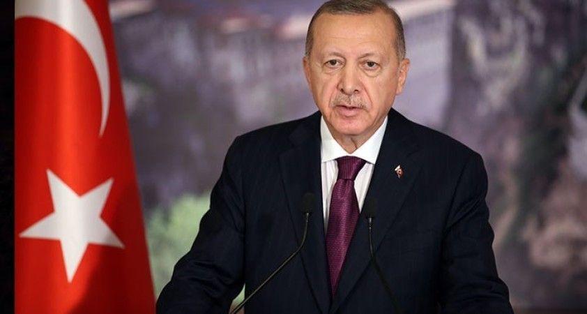 Cumhurbaşkanı Erdoğan: Kıbrıs'ta yeni müzakere süreci olacaksa iki devlet arasında yürütülmelidir