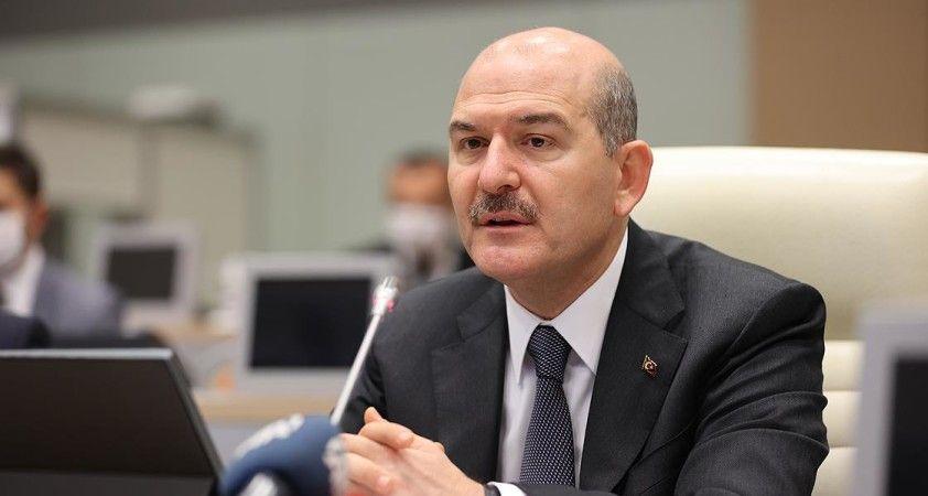 Bakan Soylu: 112'yi Türkiye'de tek bir acil arama hattı haline getiriyoruz