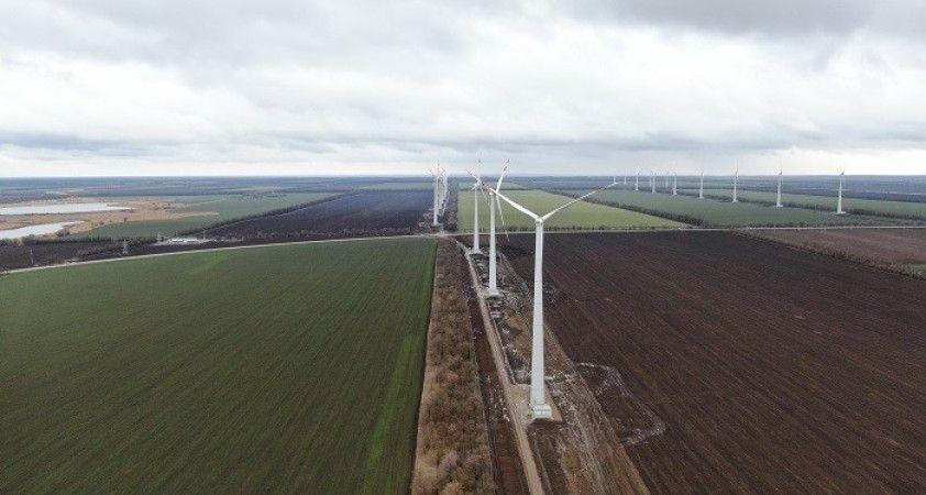 Karmalinovskaya Rüzgar Santrali, toptan elektrik ve kapasite satış pazarına girdi