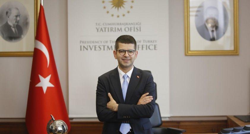 Yatırım Ofisi Başkanı Dağlıoğlu: Görüştüğümüz uluslararası teknoloji firmalarının yatırımlarını açıklamasını bekliyoruz