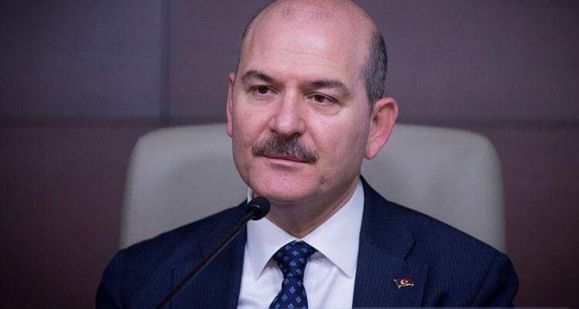 İçişleri Bakanı Soylu, Birleşmiş Milletler Mülteciler Yüksek Komiseri Grandi'yi kabul etti