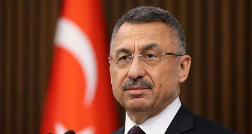 Oktay'dan Kılıçdaroğlu'nun sözlerine tepki: Cumhurbaşkanımız her ortamda milletimizin şan ve şerefini korumuştur