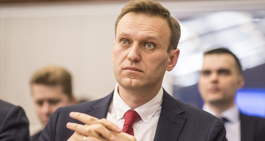 Rusya, Navalnıy'ın zehirlenmesiyle ilgili kendisine yöneltilen suçlamaları reddetti