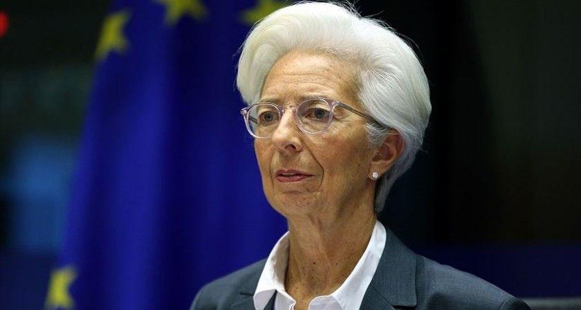 ECB Başkanı Lagarde: Avro Bölgesi'nin ekonomik büyümesi için tünelin sonunda ışık görüyor