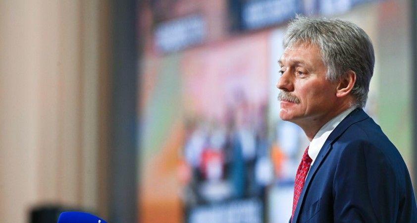 Peskov, Rusya'nın Kırım ve Karadeniz'de kısmi geçici uçuş kısıtlaması getirmesini yorumladı: Normal bir küresel uygulama