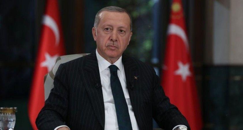 Cumhurbaşkanı Erdoğan, Sudan Egemenlik Konseyi Başkanı Burhan ile görüştü
