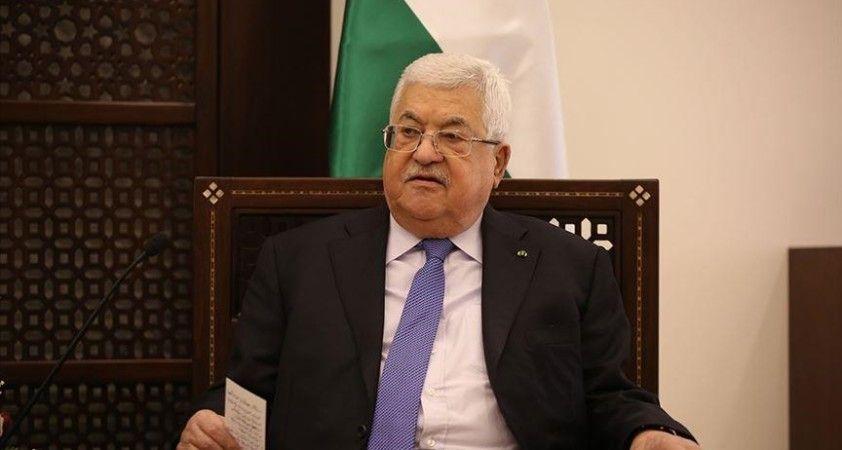 Abbas'tan Heniyye'ye 'Filistin ulusal birliğini' vurgulayan mektup