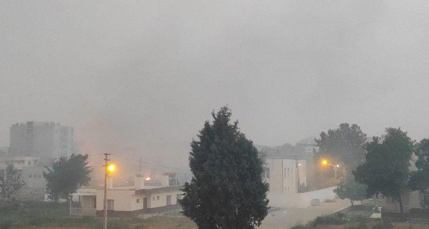 Suriye'den gelen toz bulutunun etkisi sürüyor