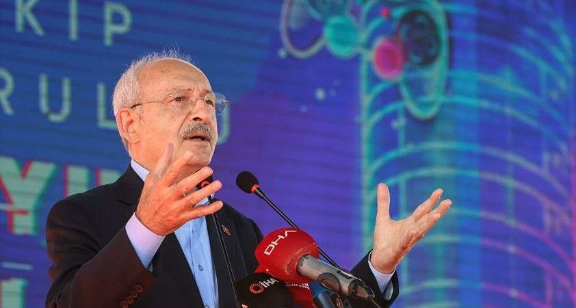 Kılıçdaroğlu: Programımız hazır, çözeceğiz
