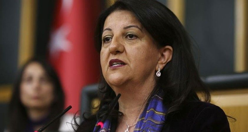 HDP'li Pervin Buldan'dan İYİ Parti'ye: Demirtaş'a terörist diyenle görüşmeyiz
