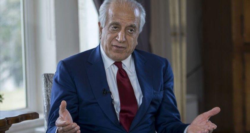 ABD'nin Afganistan Özel Temsilcisi, Katar, Pakistan ve Özbekistan'a gidecek