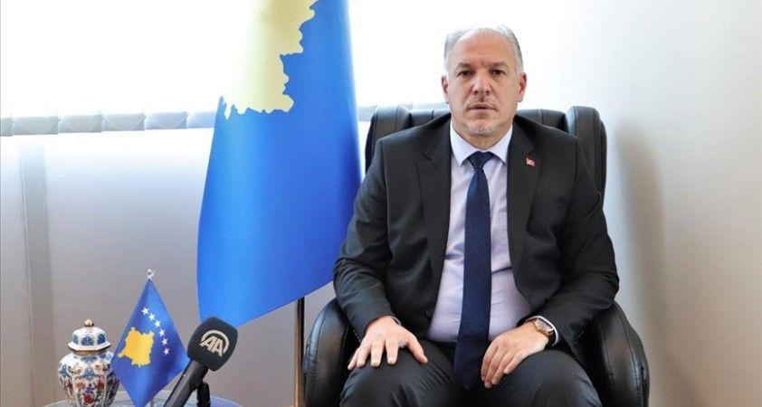 Kosovalı Türk bakan Damka 17 Ekim'de düzenlenecek yerel seçimlerden umutlu