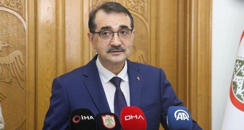Bakan Dönmez, Türkiye'nin yeni altın hedefini açıkladı