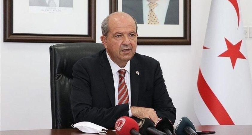 KKTC Cumhurbaşkanı Tatar: Kıbrıs'ta 1960'a dönmek mümkün değildir