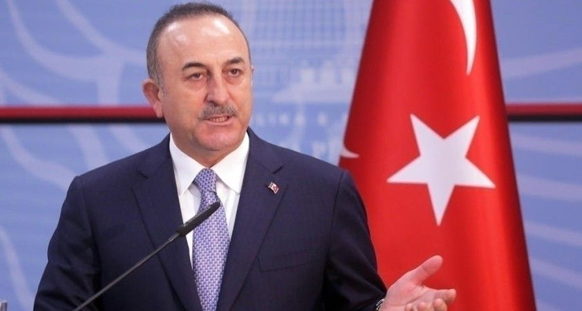 Dışişleri Bakanı Çavuşoğlu, ABD Dışişleri Bakanı Blinken ile görüştü