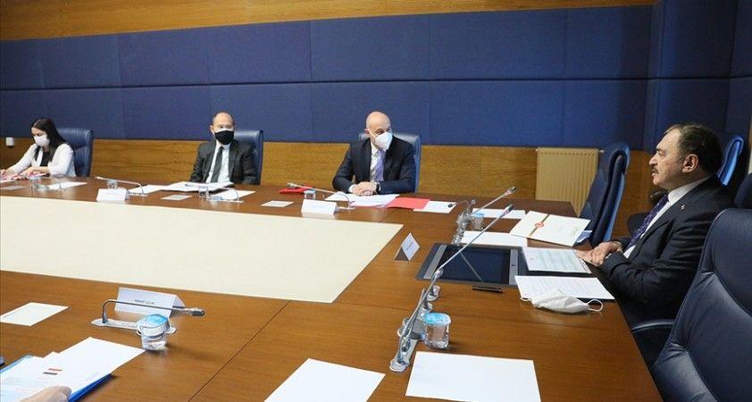 Meclis'te Irak'ın su sorununun çözümüne ilişkin toplantı yapıldı