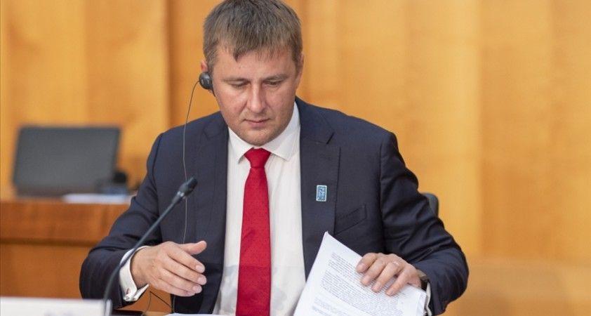 Çekya'da Dışişleri Bakanı Tomas Petricek görevden alındı
