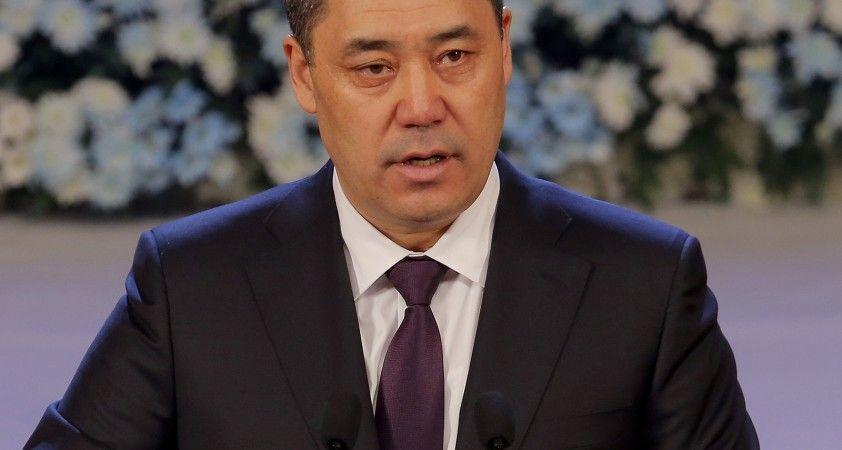 Kırgızistan Cumhurbaşkanı Caparov, Türkiye'ye resmi ziyarette bulunacak
