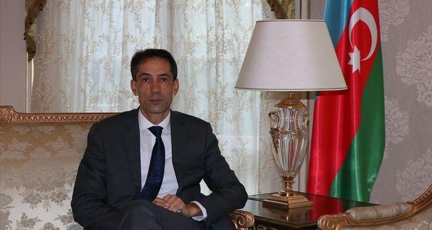 Azerbaycan'ın Paris Büyükelçisi Mustafayev: Türk diplomasisi Dağlık Karabağ'da çözüm için çalışıyor