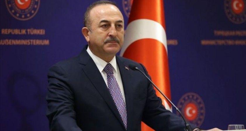 Bakan Çavuşoğlu: 'Türkiye olarak KKTC'ye her türlü desteği vereceğiz'