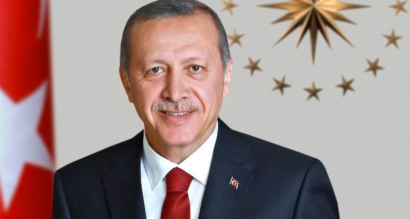 Cumhurbaşkanı Erdoğan ve Dibeybe'nin baş başa görüşmesi sona erdi