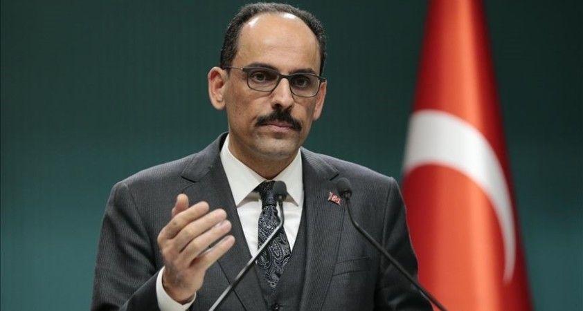 Cumhurbaşkanlığı Sözcüsü Kalın, Ermeni terörünün kurbanı olan şehit diplomatları andı