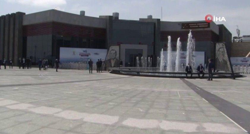 Cumhurbaşkanı Erdoğan'ın Demokrasi ve Özgürlükler Adası'na gelmesi bekleniyor