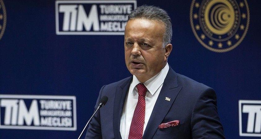 TİM Başkanı Gülle: Yıl sonunda 211 milyar dolar ihracata ulaşacağız