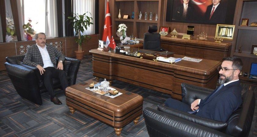 Memur-Sen Genel Başkanı Ali Yalçın'ın Bitlis ziyareti