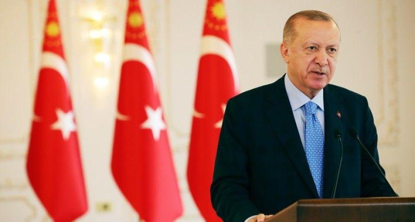 Erdoğan: 2021 yılı demokratik ve ekonomik reformlar yılı olacaktır