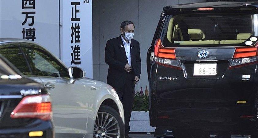 Japonya'da iktidardaki Liberal Demokrat Partinin başkanlığına Suga Yoşihide seçildi