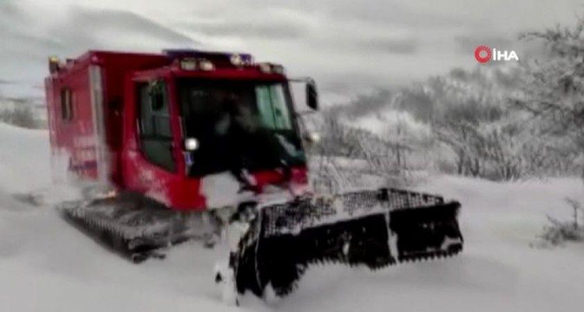 Türkiye'den kar kış manzaraları böyle yansıdı