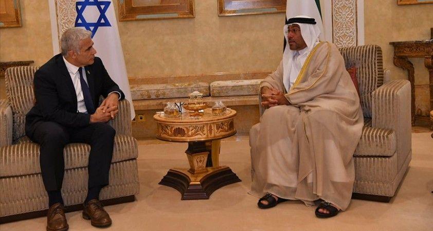 İsrail'den bir bakan normalleşme anlaşması sonrasında ilk kez BAE'de