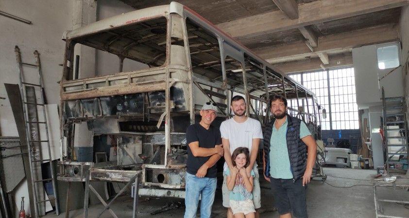 Avrupalılar karavan yaptırmak için Bursa'ya akın etti