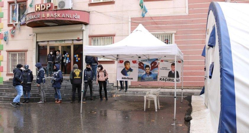 Ailelerden devletin 13 vatandaşı şehit ettiği iddiasına sert tepki