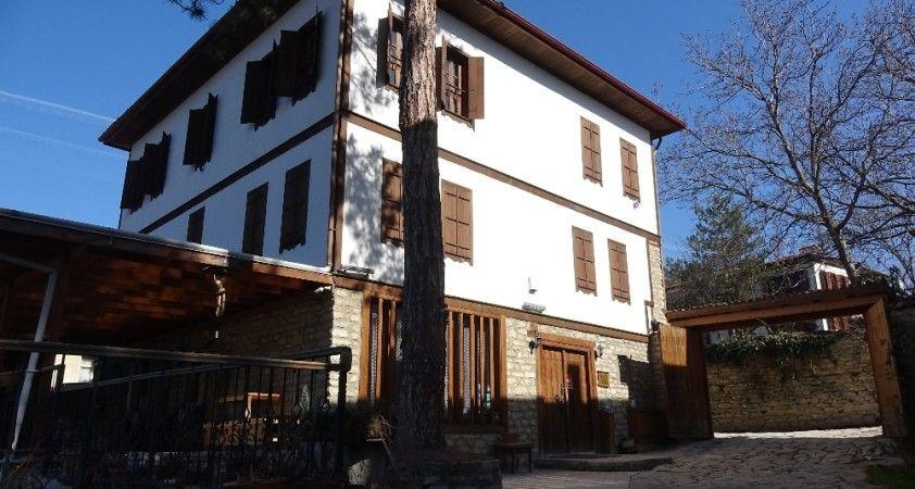 Osmanlı kültürünün yaşatıldığı kent Safranbolu; evleri ile cezbediyor