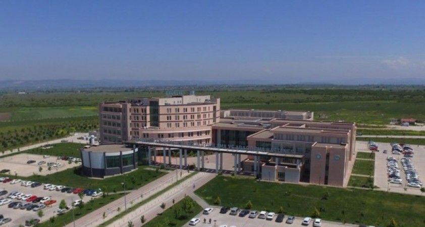 Balıkesir Üniversitesi hastanesinde korono virüs önlemleri alındı