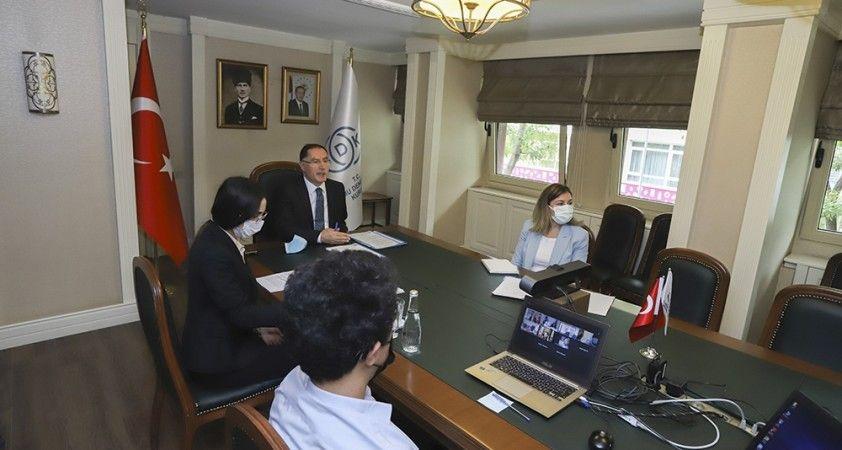 İslam İşbirliği Teşkilatı Ombudsmanlar Birliği 1. Yönetim Kurulu Toplantısı yapıldı